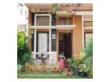 Jual Rumah di Dalam Cluster Raden Sanim Depok Posisi Hook 2+1 Kamar Tidur SHM - One Gate System, CCTV & Security 24 Jam