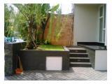Jual Rumah di Kebayoran Baru Jakarta Selatan - 4+1 Kamar Tidur