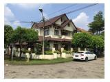 Jual Rumah di Kemang Pratama II, Bekasi - Hoek, 5 Kamar Tidur Kondisi Bagus