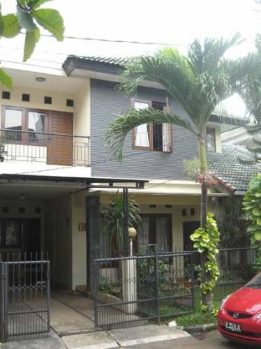 Jual Rumah di Bintaro Jaya Sektor 9 - 4+1 Kamar Tidur - 320