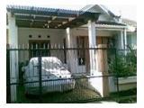 Dijual Cepat Rumah di Bukit Cimanggu City Bogor